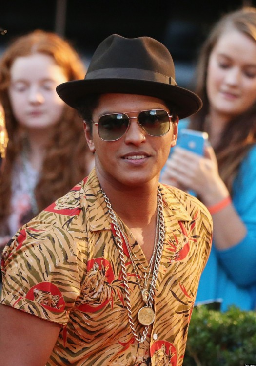 Bruno Mars where is he from