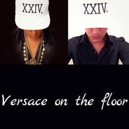 Versace On The Floor Bruno Mars Impersonator