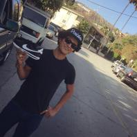 Bruno Mars Nike Cortez Look Alike Impersonator