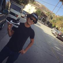 Bruno Mars Nike Cortez Look Alike Impersonator