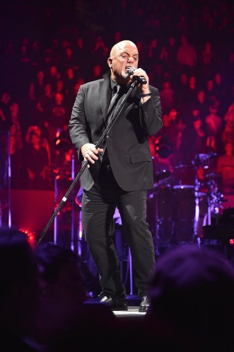 Billy Joel 5'5""