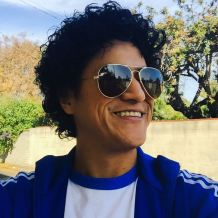 2018 bruno mars look alike